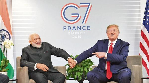 Trump Said PM Modi Speaks Excellent English But Does Not Want To