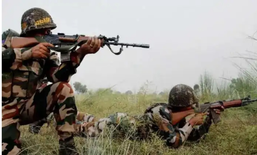 LOC, IB set on high alert, terrorist movement spotted near POK and several areas