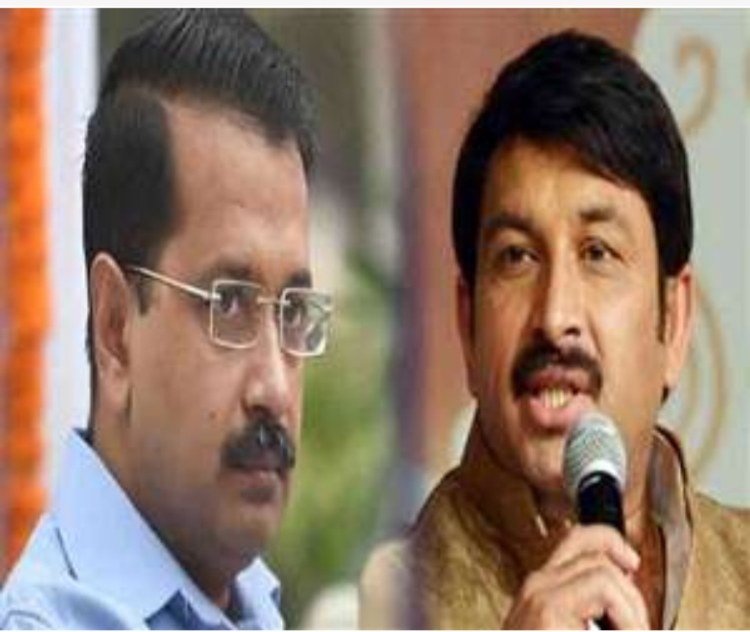 'If NRC is Implemented in Delhi, Manoj Tiwari Will be First to Leave': Kejriwal's Renewed Attack on Centre