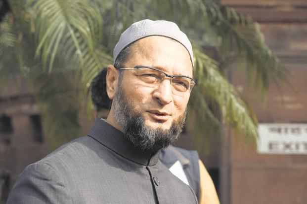 Congress wiped out, can't be revived even with calcium injection: Asaduddin Owaisi