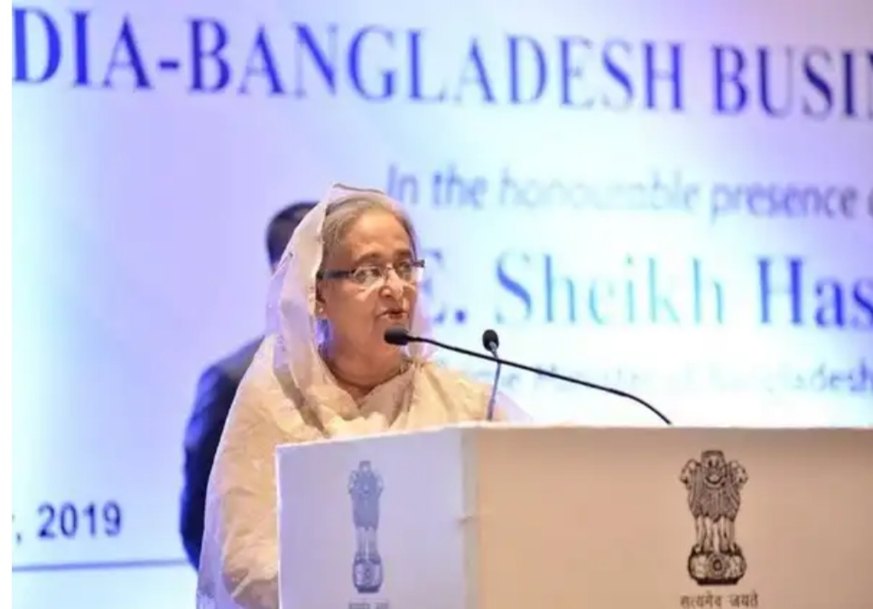 Sheikh Hasina to hold bilateral discussions with PM Modi today
