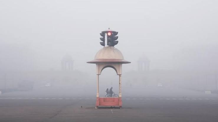 Heavy fog is not leaving Northern India