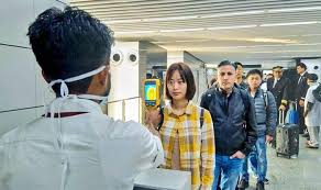 7 Airports Started Thermal Screening for Passengers Flying In From China : Coronavirus Scare