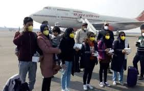 India sends special flight with medical relief to China