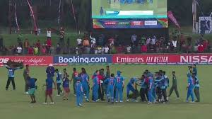 ICC U-19 World Cup: 3 Bangladesh, 2 Indian Players charged for misconduct in ill-tempered