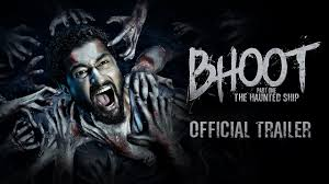 Mixed Response on Vicky Kaushal and Bhumi Pednekar's film : 'Bhoot Part One: The Haunted Ship'