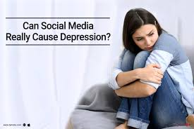 Social Media and Depression – Is There A Link?