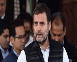 Rahul Gandhi accuses PM of destabilising elected Congress govt in MP