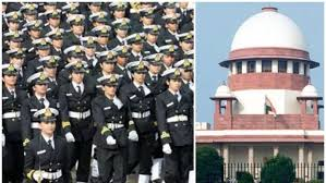 Supreme Court grants permanent commission to women officers in Navy
