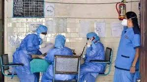 Covid-19 positive cases jump further in India, raising fears of community transmission