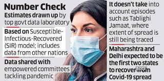 Government on Covid-19 trends: This week is critical; virus spread could recede early May