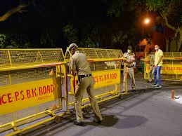 Coronavirus Outbreak: Here's A List Of 20 Covid-19 Hotspots To Be Sealed In Delhi