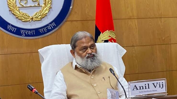 Anil Vij on Covid-19 vaccine: Got only 1st shot of Covaxin, antibodies develop after 2nd dose
