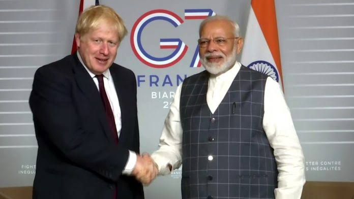 India and UK to finalise early harvest trade deals by 2021