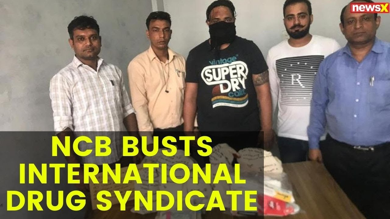 NCB arrests 2 Sri Lankans in Chennai in int'l drugs racket case