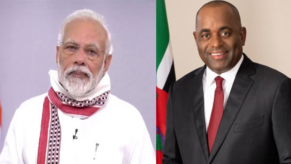 Caribbean nation that stood by India wrote PM Modi a letter