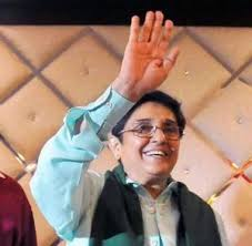 Kiran Bedi replaced by Telengana Governor as Lt Gen, thanked Centre