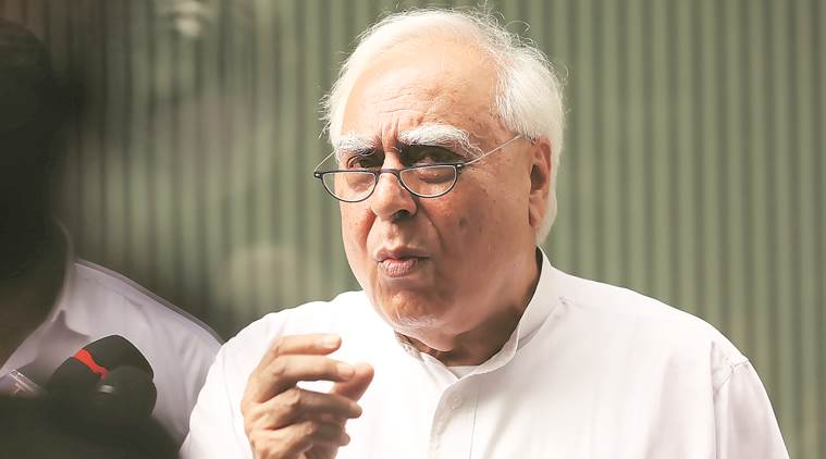 Poriborton?: Congress leader Kapil Sibal slams Centre
