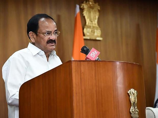 The mantra of democracy is 'discuss, debate and decide' :Naidu to RS members