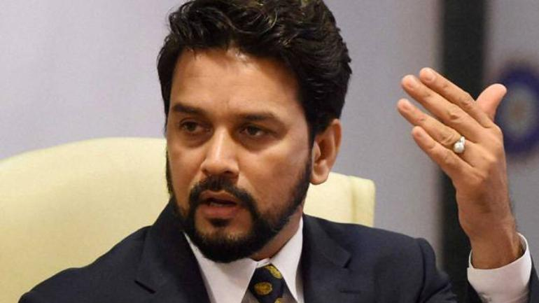 Anurag Thakur, Union minister has been appointed as Captain in Territorial Army