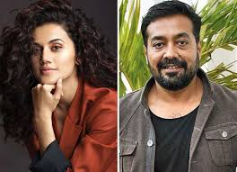 Taapsee Pannu and Anurag Kashyap get support from industry after I-T raids