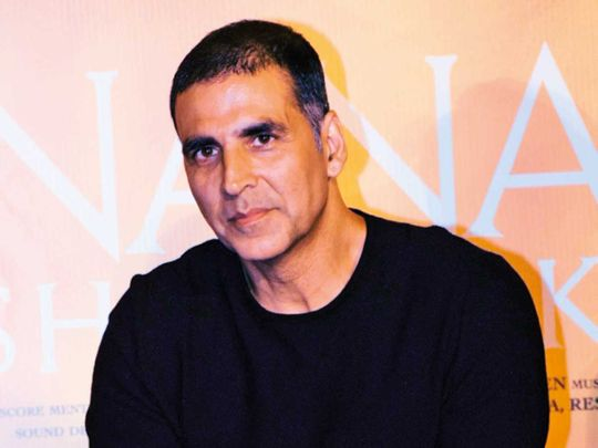 Among other actors, Akshay Kumar hospitalised after testing positive for coronavirus