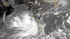 Cyclone Tauktae update: Deep depression intensifies into a cyclonic storm
